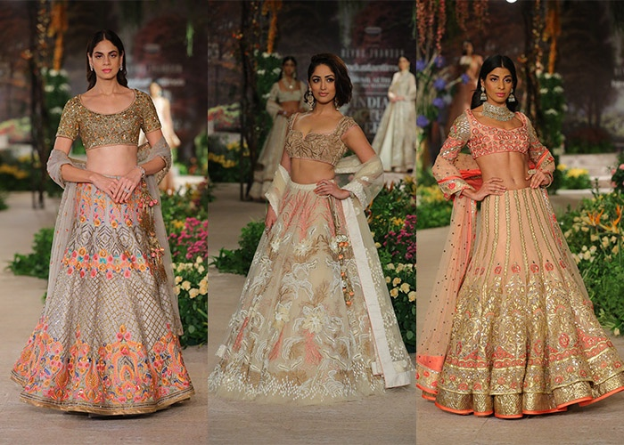Couture, Fashion, Featured, ICW 2018, India Couture Week, India Couture Week 2018, Online Exclusive, Reynu Tandon, Style, Yami Gautam