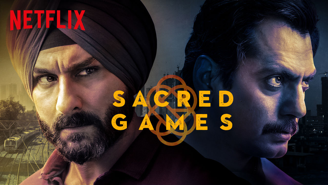 Ameya Bundellu, Anurag Kashyap, Bollywood, Featured, India, Nawazuddin Siddiqui, Netflix Original, Online Exclusive, Radhika Apte, Sacred Games, Saif Ali Khan, Series, Television