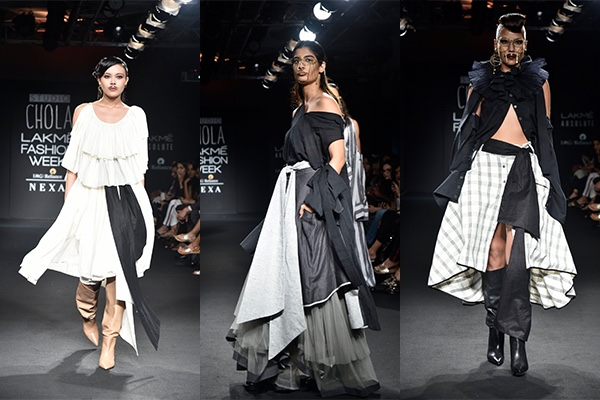 Fashion, Featured, Lakme Fashion Week, Lakmé Fashion Week 2018, Lakme Fashion Week Winter/Festive 2018, Online Exclusive, Style, Winter/Festive, Chola, Sohaya Mishra