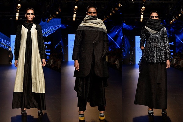 Fashion, Featured, Lakme Fashion Week, Lakmé Fashion Week 2018, Lakme Fashion Week Winter/Festive 2018, Online Exclusive, Style, Winter/Festive, Amrich, Amit Vijaya, Richard Pandav