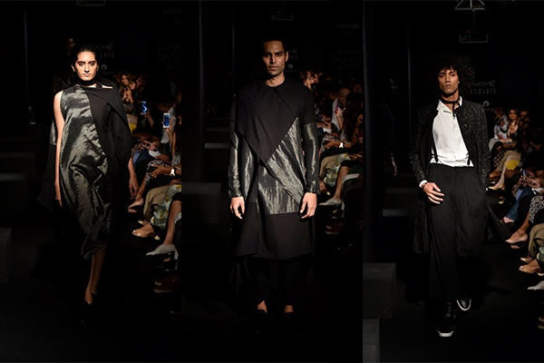 Fashion, Featured, Lakme Fashion Week, Lakmé Fashion Week 2018, Lakme Fashion Week Winter/Festive 2018, Online Exclusive, Style, Winter/Festive, Antar Agni, Ujjawal Dubey