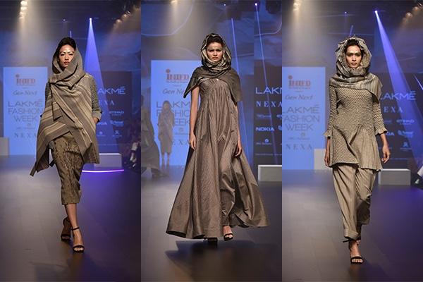 Fashion, Featured, Lakme Fashion Week, Lakmé Fashion Week 2018, Lakme Fashion Week Winter/Festive 2018, Online Exclusive, Style, Winter/Festive, INIFD Gen Next, SWGT, Shweta Gupta