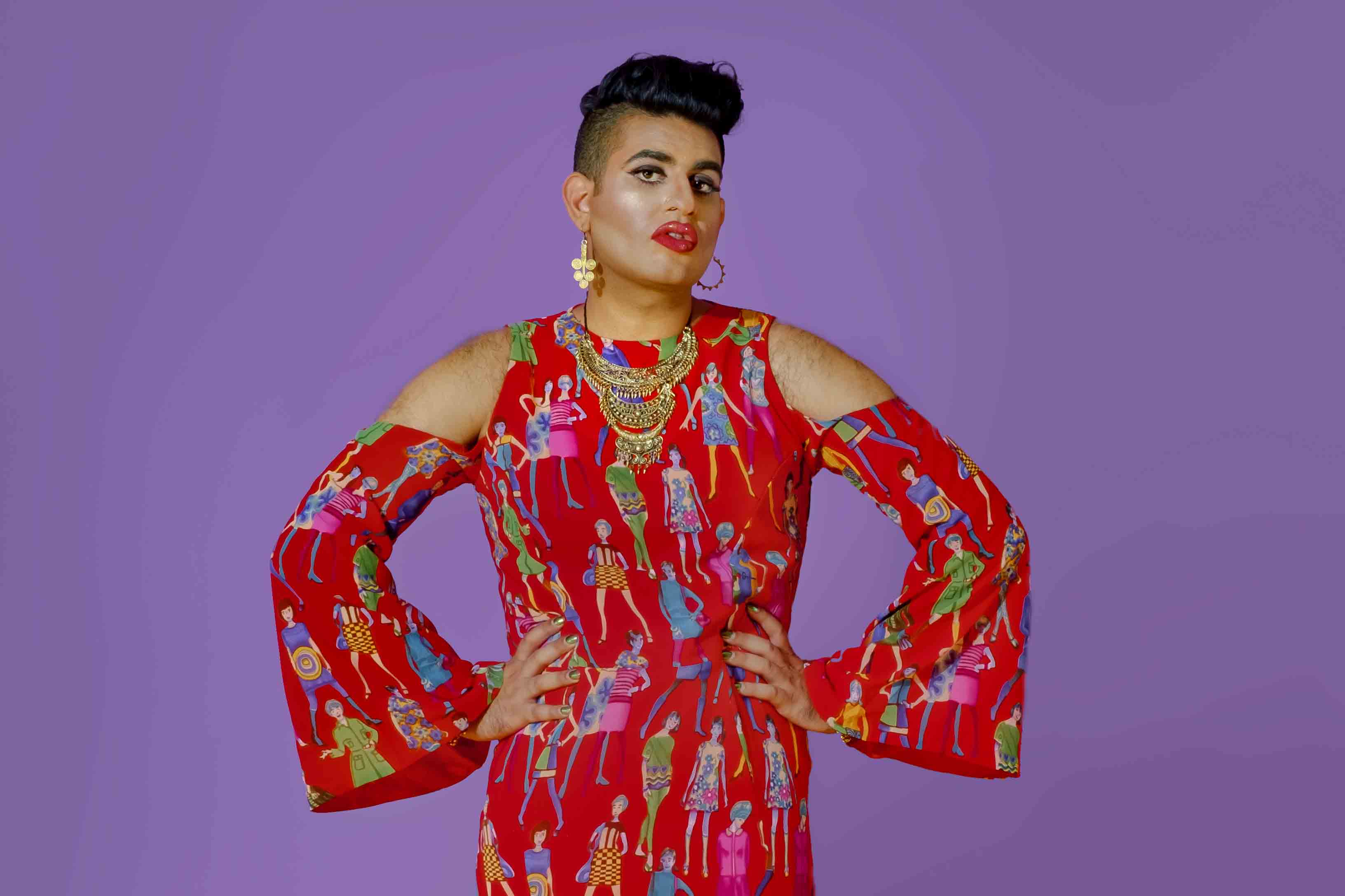 Alok Vaid-Menon, Featured, Gender Non-Conforming, LGBTQIA, Online Exclusive, Performance Art, Poetry, Queer, Queer Politics, Trans, Transfemininity