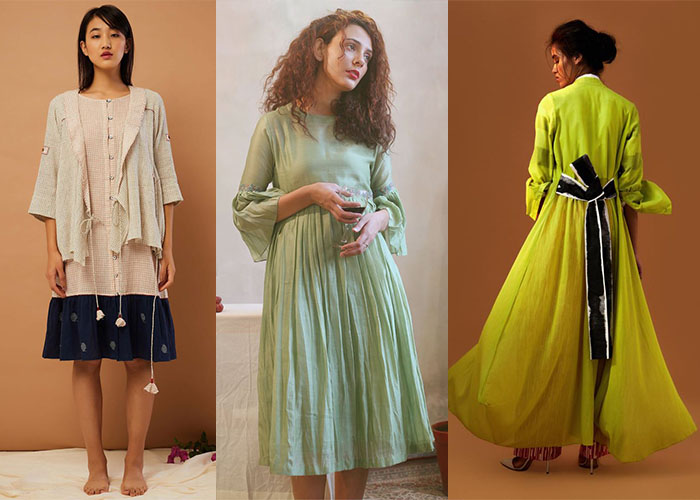 Aureole, Bennch, Buna, Chokhi Chorri, clothing labels, Fashion labels, Featured, Iyla, minimalist labels, Online Exclusive, Sustainable clothing, Taaka clothing, Tahweave, The Loom Art, The Plavate, The Third Floor Clothing