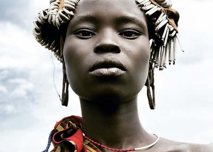 Jalan Sahba, Italian Photographer, Omo Valley