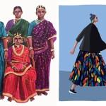 Artist, colour palette, Featured, Fort Kochin series, Namrata Kumar, Online Exclusive, Rani series, Seascapes of Kutch, Women of Ceylon series