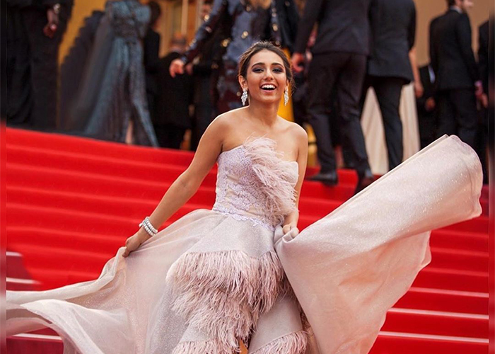 billi mausi, Bloggers, Cannes, Cannes Film Festival, Cannes Red Carpet, Chopard, Featured, internet influencer, Kusha Kapila, Loreal, Masoom Minawala, Online Exclusive