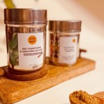 all-natural skincare, Amritha Gaddam, Ayurveda, Ayurveda medicine, Dr Kamalanjali Gaddam, Dr Madhubabu Gaddam, Featured, home-grown beauty brands, Online Exclusive, Organic skincare, PCOS skin solutions, Rajahmundry Hills, sustainable beauty, The Tribe Concepts