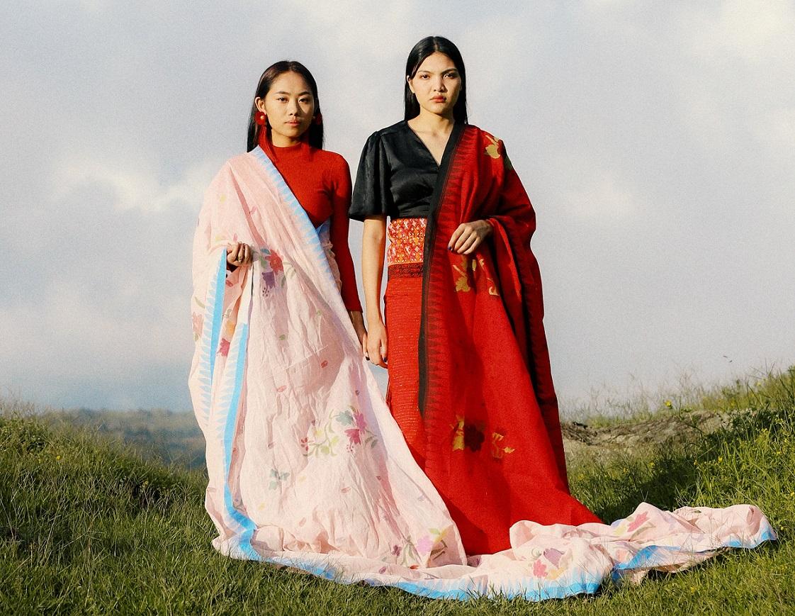 fashion in Shillong, Featured, Kenny, Nafisa, North-East cultural representation, North-East fashion, Online Exclusive, Robertson Lyngdoh, Sen, Suraj Nongmaithem