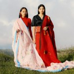 fashion in Shillong, Featured, Kenny, Nafisa, North-East cultural representation, North-East fashion, Online Exclusive, Robertson Lyngdoh, Sen, Suraj Nongmaithem