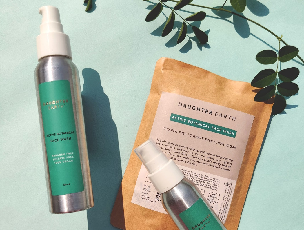 Ayurvedic beauty, clean beauty brands, conscious beauty brands, Daughter Earth, Featured, home-grown beauty brands, Online Exclusive, packaging beauty products, Prasanthy Gurugubelli, R & D of beauty products, sustainable beauty brands