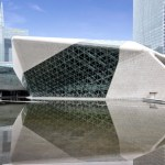 Guangzhou Opera House, China 2010