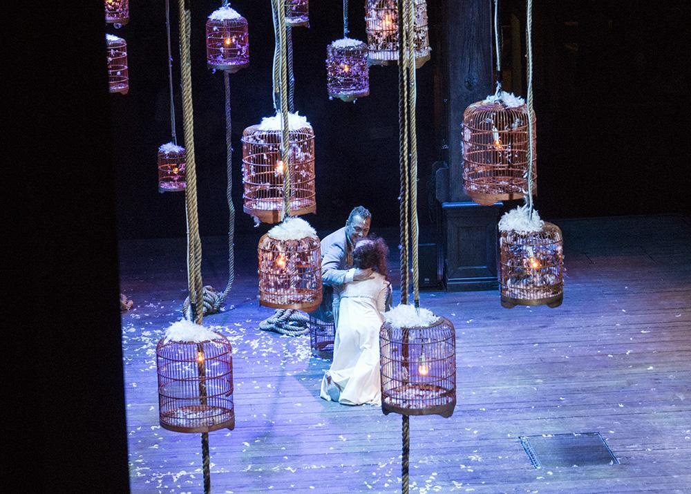 Sogno Di Una Notte Di Mezza Estate Al Globe Theatre Di