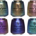 smalti, china glaze, smalti metallici,