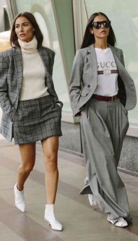 outfit stile gucci