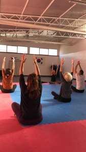 letizia russo yoga