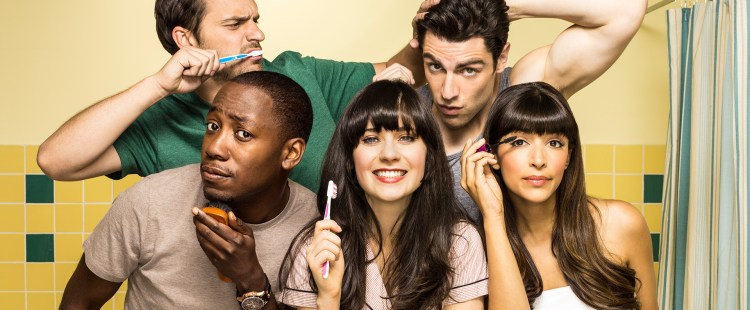 Spring Semester as Told by 'New Girl'