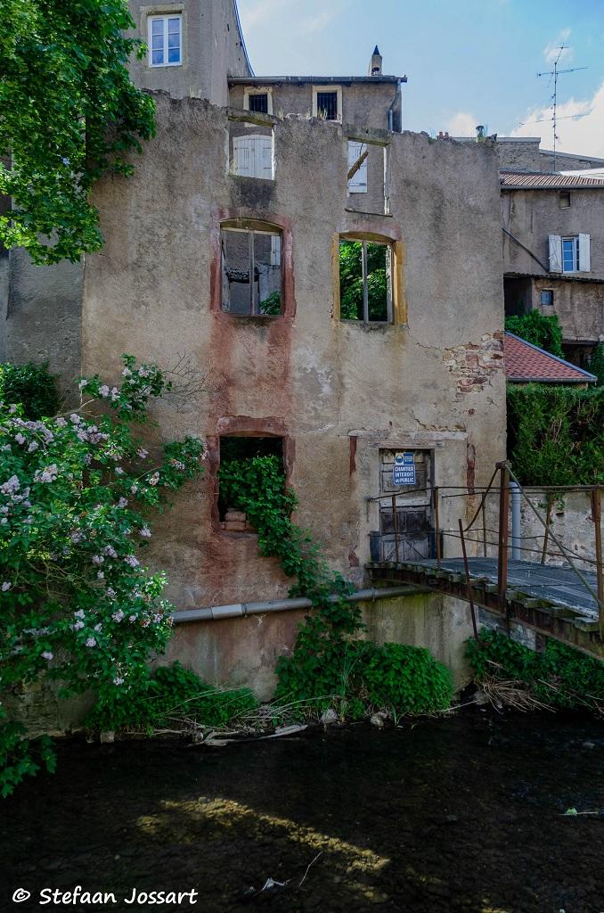 Rustieke charme in Sierck-les-Bains.