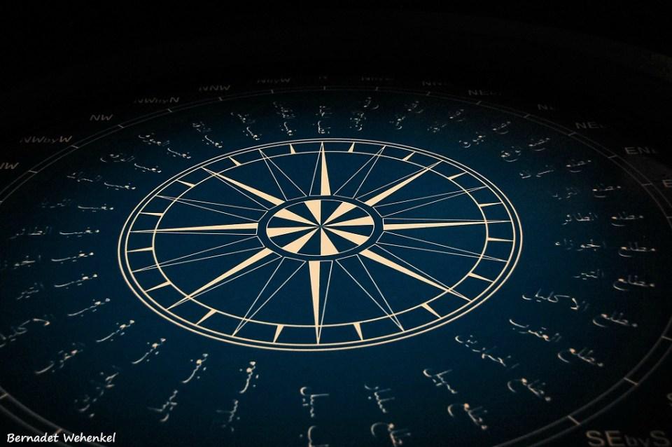 Oude afbeelden van kompas in Douarnenez