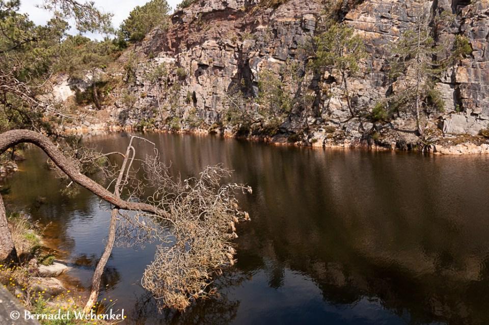 Le Lacs Bleus in Erquy