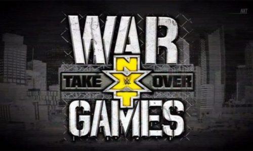 Repeticion NXT War Games