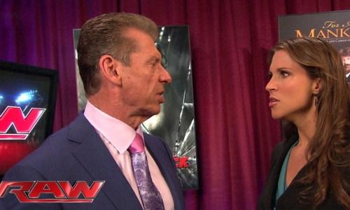 Vince y Stephanie McMahon