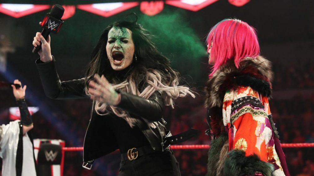 Paige y Asuka