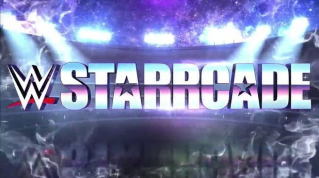 Repetición WWE Starrcade