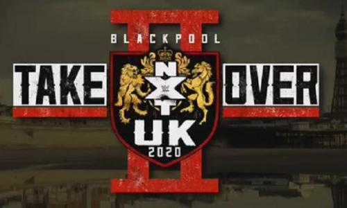 Repeticion NXT UK Blackpool