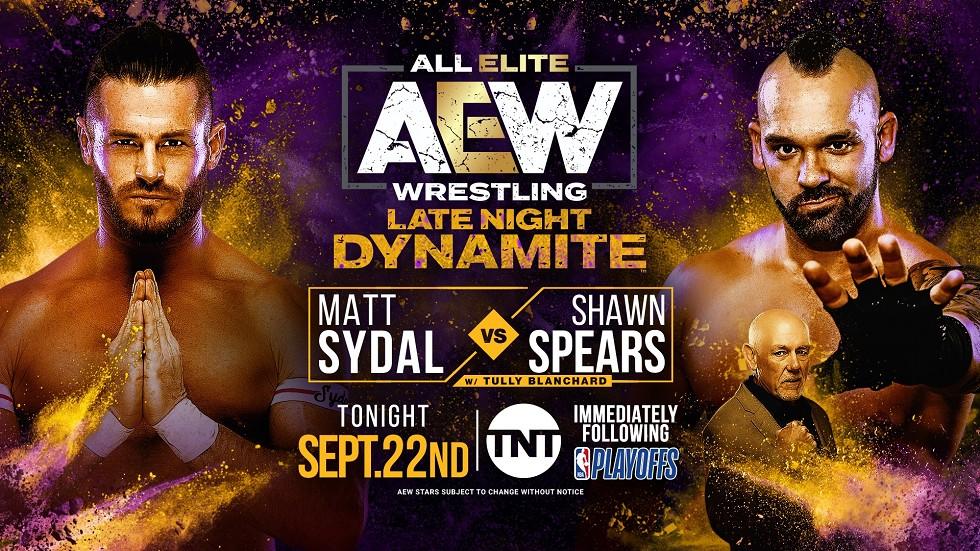 AEW Night Late  Dynamite
