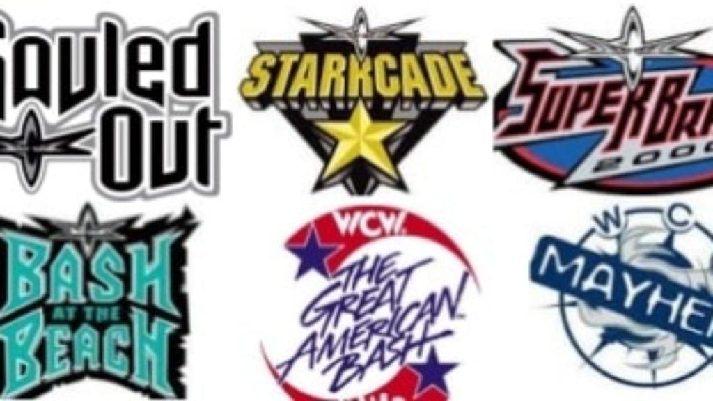 eventos WCW