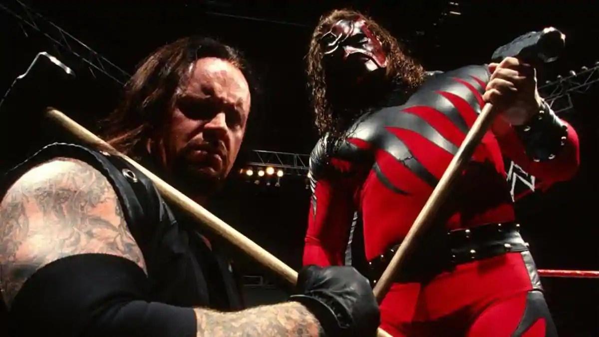 Kane y The Undertaker