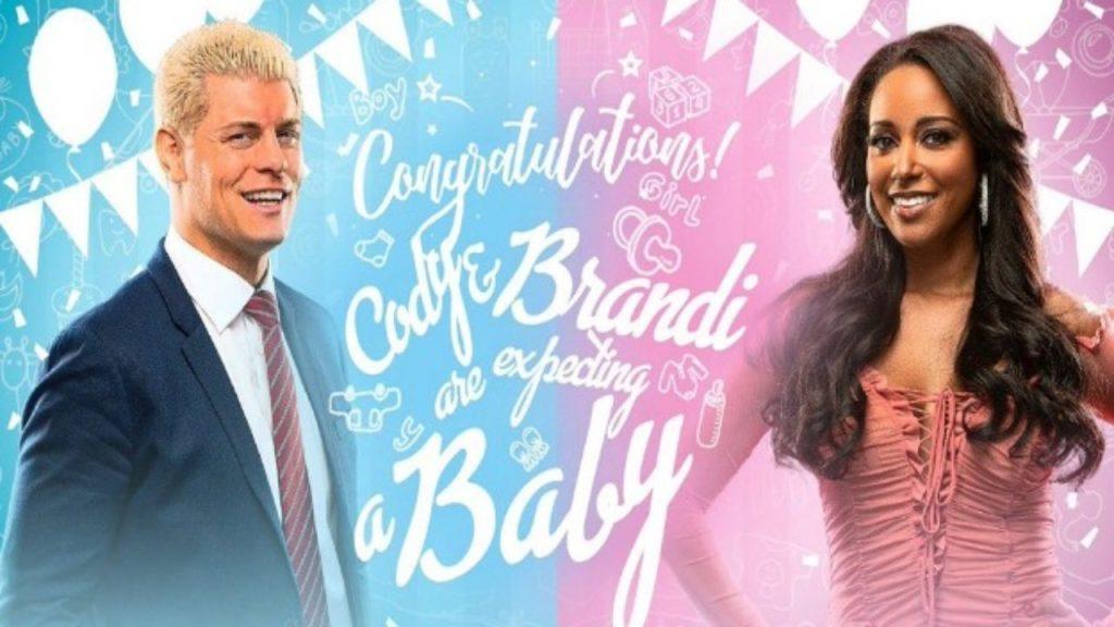 Brandy y COdy Rhodes