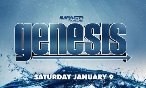 Resultados Impact Wrestling Genesis