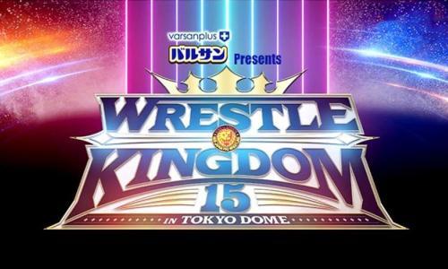 Resultados Wrestle Kingdom 15 Noche 2