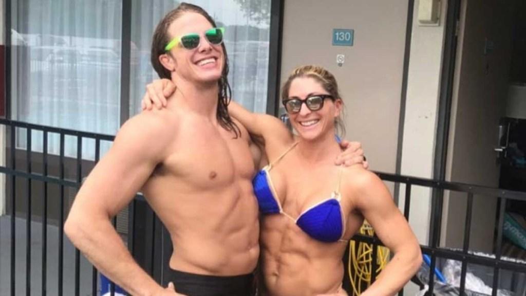 Matt Riddke y esposa