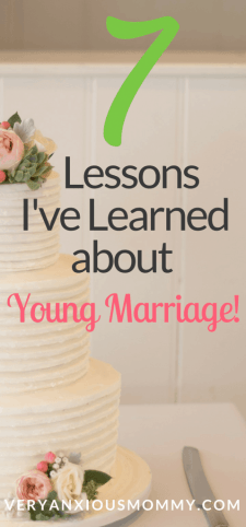 7 lessons I have learned about young marriage