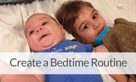 7 Tips for Creating the Perfect Bedtime Routine!