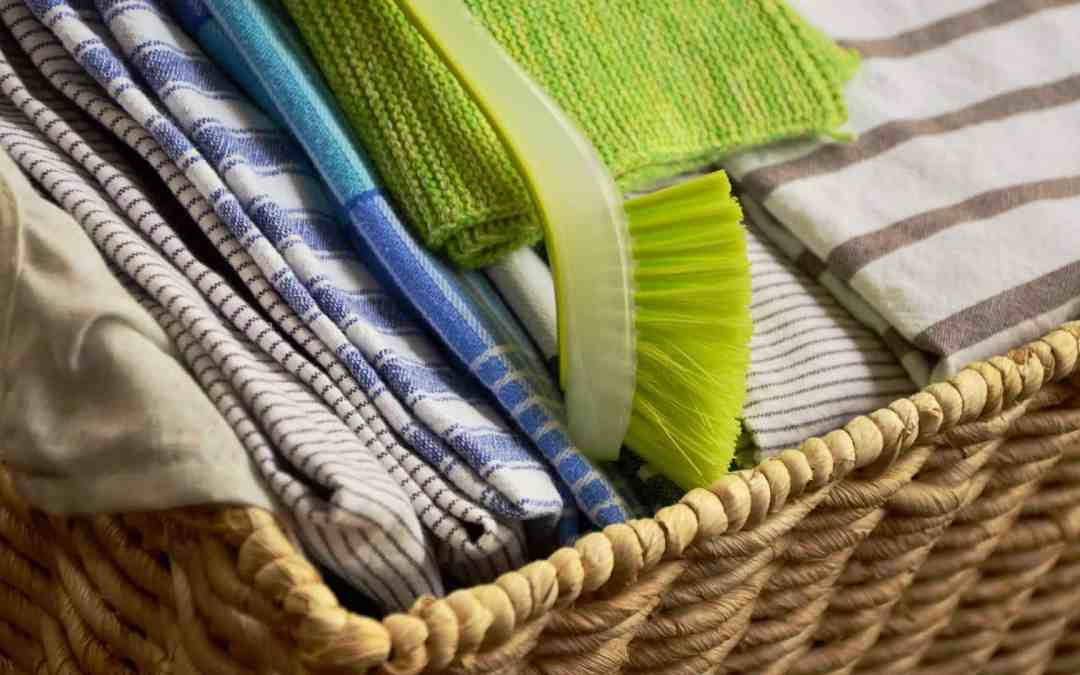 Why We Switched from Paper Towels to Cloth Towels