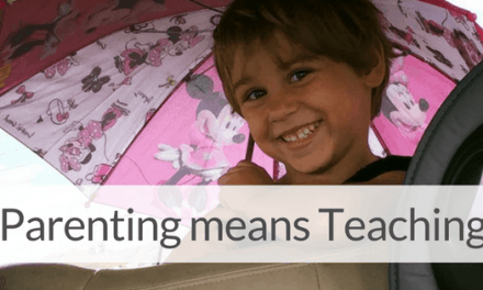 4 SIMPLE THINGS THAT EVERY GOOD PARENT SHOULD TEACH THEIR CHILDREN