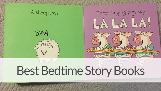 5 AMAZING STORY BOOKS THAT WILL CALM YOUR KIDS FOR BEDTIME