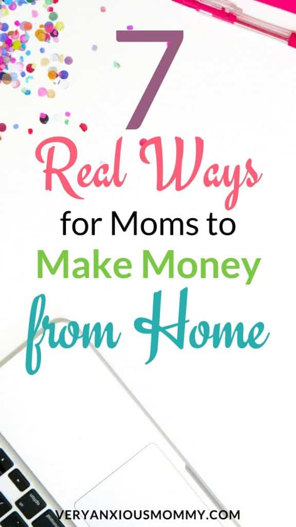 7 Real Ways Stay at Home Moms Can Supplement their Household Income| Online Jobs from Moms| Make Money Blogging| Start a Blog| Very Anxious Mommy | How to earn money as a stay at home mom online | Work from home mom|