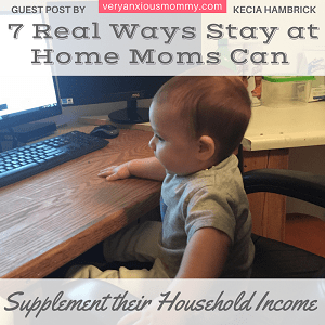 "<p style=""text-align: center;""><span style=""font-family: 'comic sans ms', sans-serif; color: #ff5e78;""><b>7 Real Ways Stay at Home Moms Can Supplement their Household Income</b></span></p>"