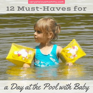"<p style=""text-align: center;""><span style=""font-family: 'comic sans ms', sans-serif;""><strong><span style=""color: #ff5e78;"">Top 12 Must-Haves When Heading to the Pool With Baby</span></strong></span></p>"