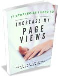 17 strategies i used to increase my page views from 17k to 350k each month