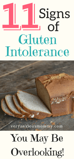 11 Signs of Gluten Intolerance You May Be Overlooking - Very