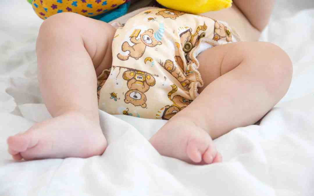 How to Cloth Diaper Your Baby at Night Without Leaks