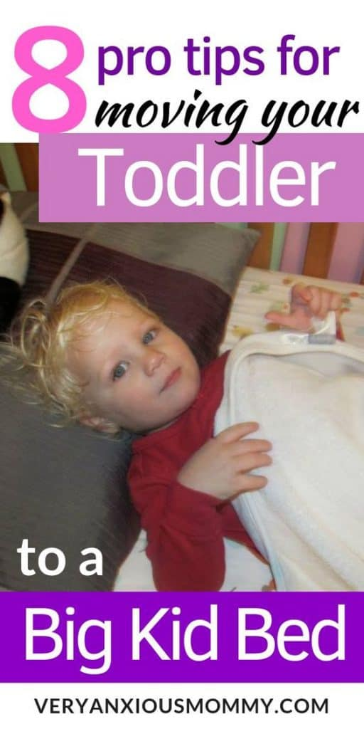 8 Tips for Making a Smooth Transition to a Toddler Bed