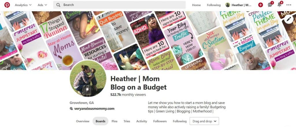 mom blog on a budget. start a mom blog, make money blogging,