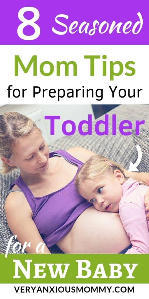 8 Seasoned Mom Tips For Preparing Your Toddler For A New Baby, helping older siblings cope with the new baby, preparing toddler for new baby, bringing toddler to hospital to meet new baby